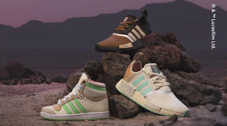 adidas the mandalorian collection1