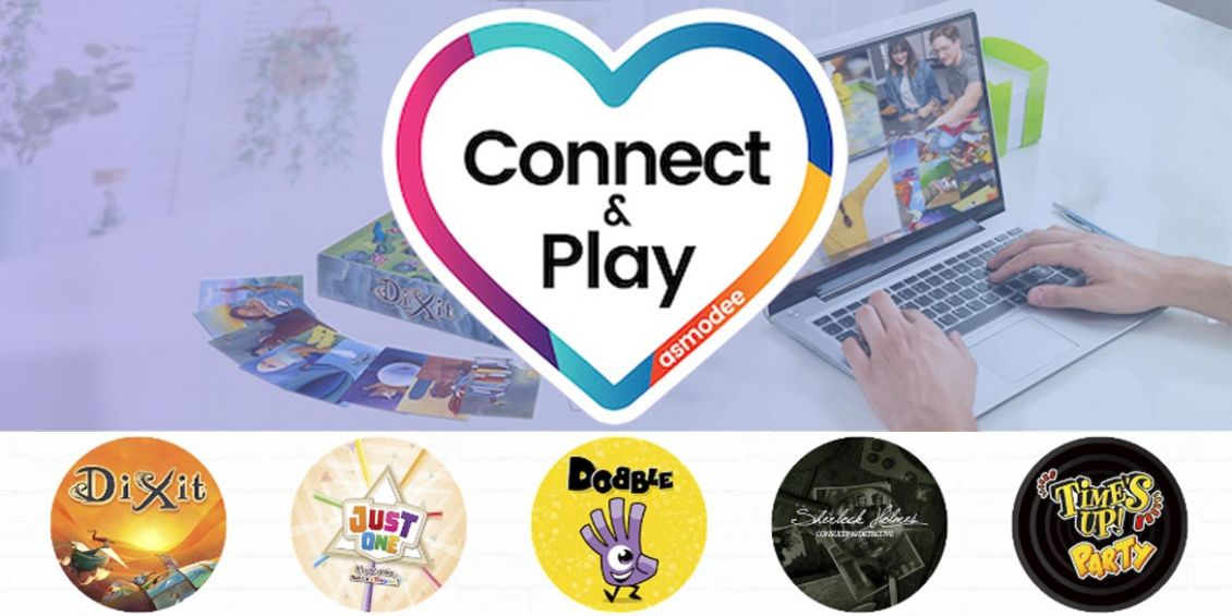 asmodee connect and play