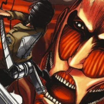 attacco dei giganti manga