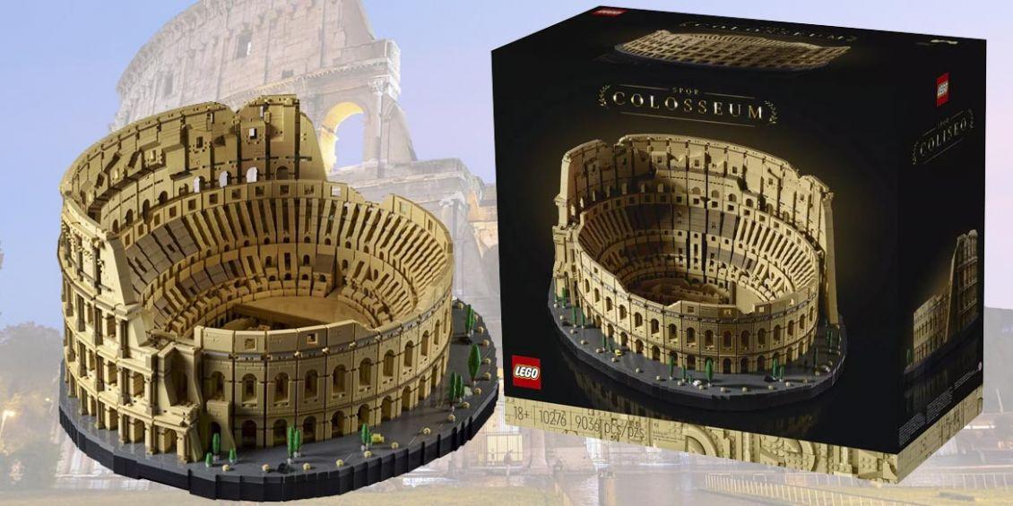 colosseo LEGO 10276 Colosseum