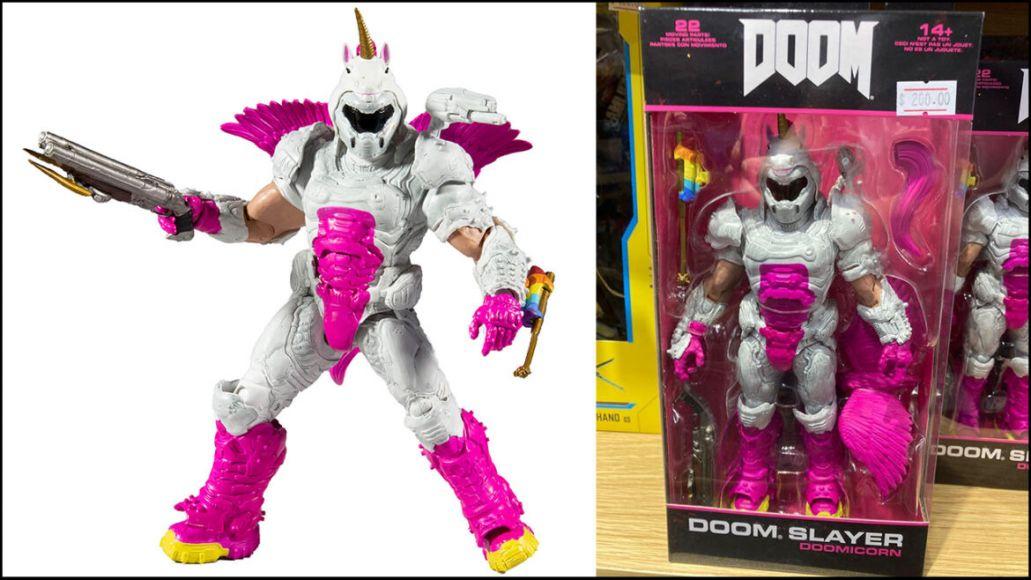 doomicorn figure box