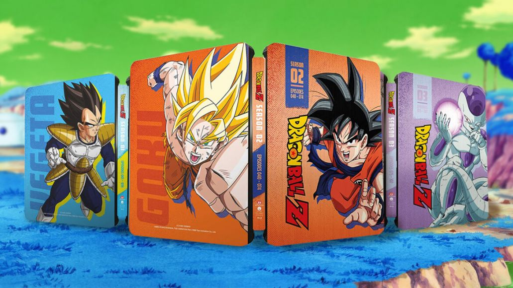 dragon ball z steelbook