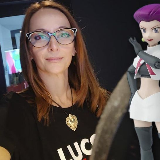 Team Rocket and Friends emanuela pacotto anime ribelli