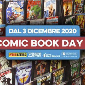 free comic book day italia