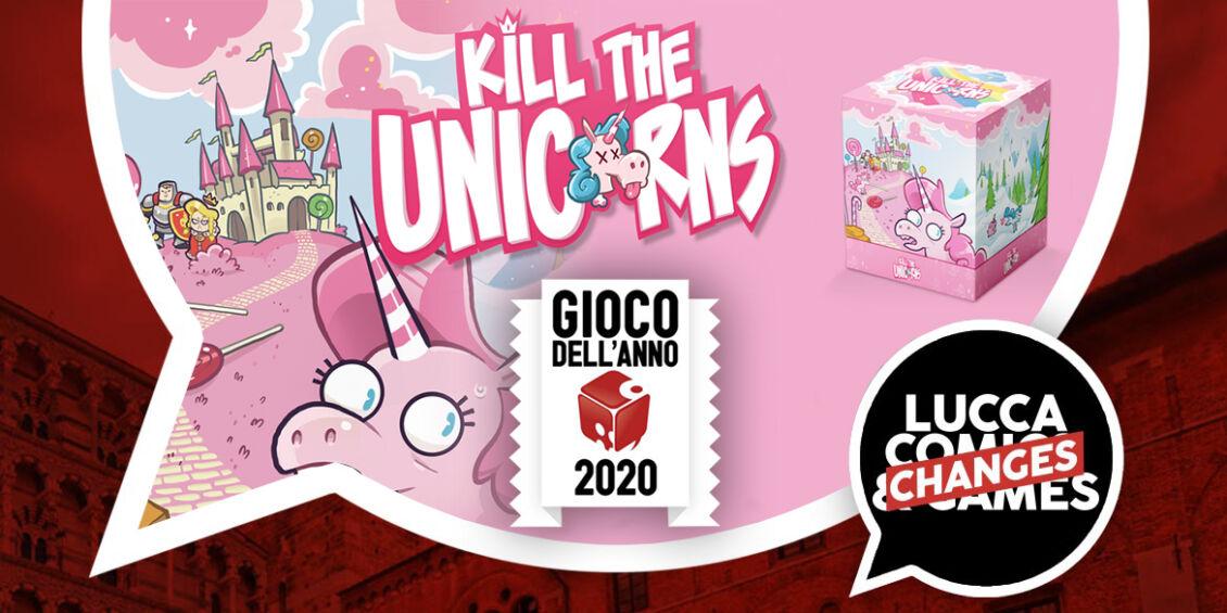 Kill the unicorns gioco dellanno 2020