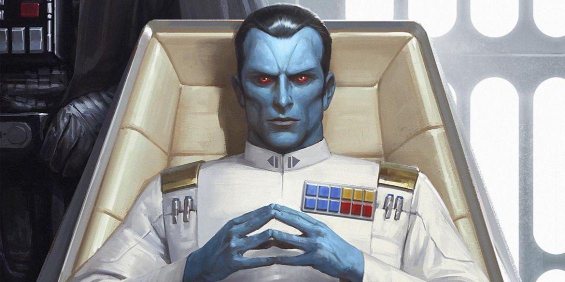 grand ammiraglio Thrawn star wars