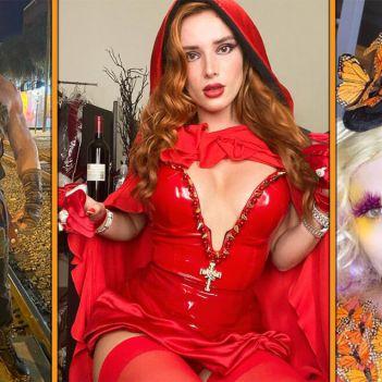 halloween 2020 costumi celebrita