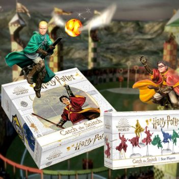 harry potter quidditch kickstarter