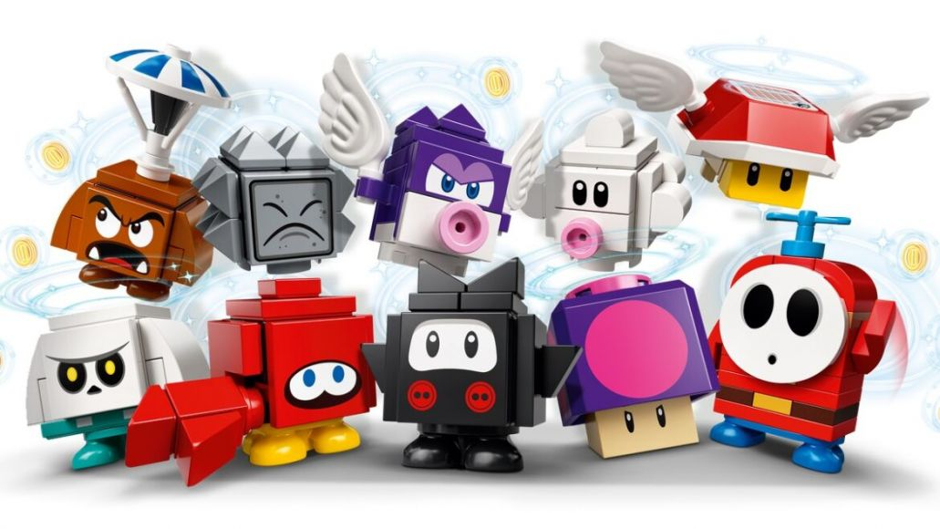 lego super mario character pack serie 2