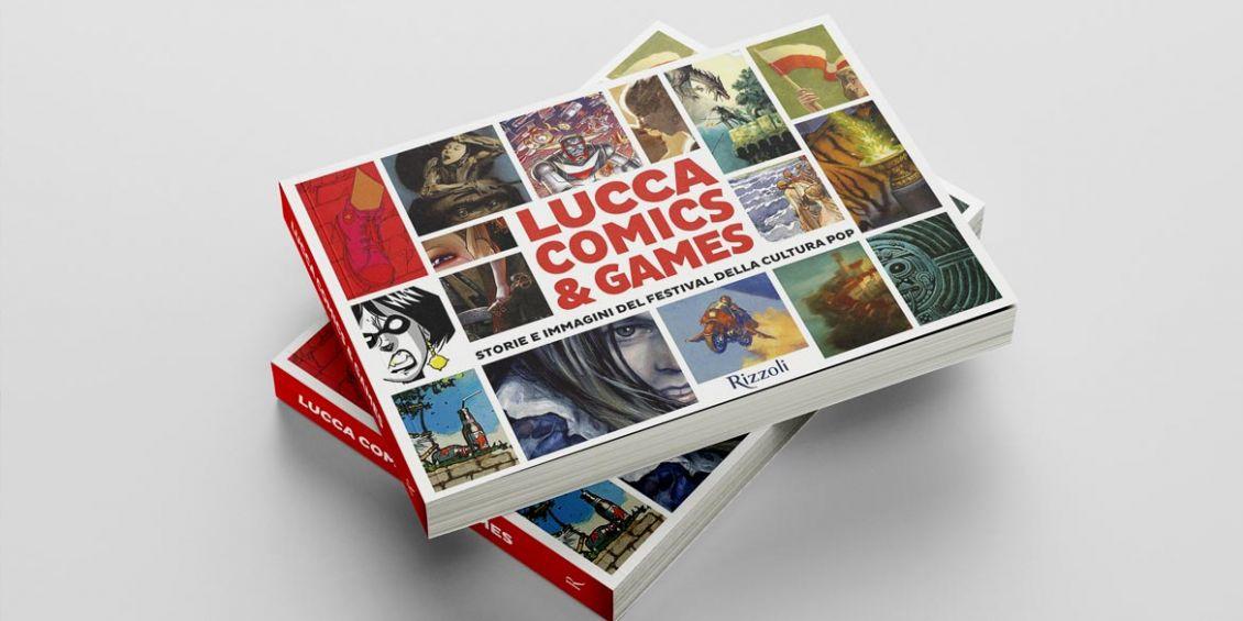 libro lucca comics and games