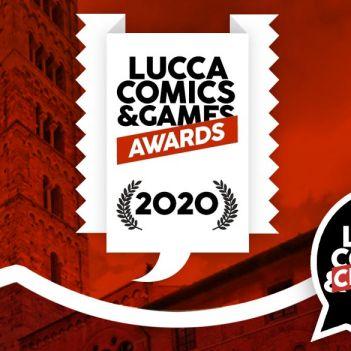 lucca comics and games awards 2020