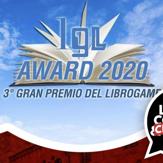 lucca changes librogame lgl award