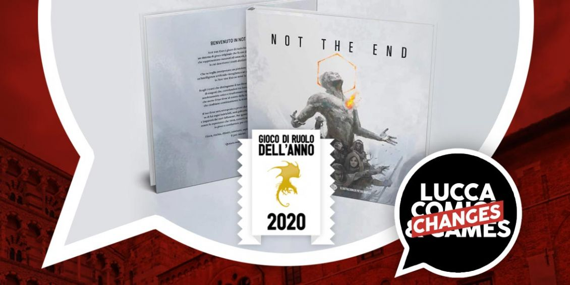 not the end gioco di ruolo dellanno 2020