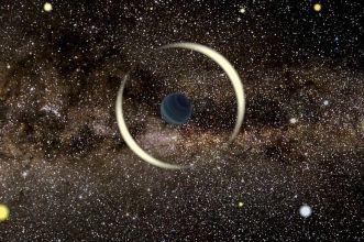pianeta errante OGLE 2016 BLG 1928