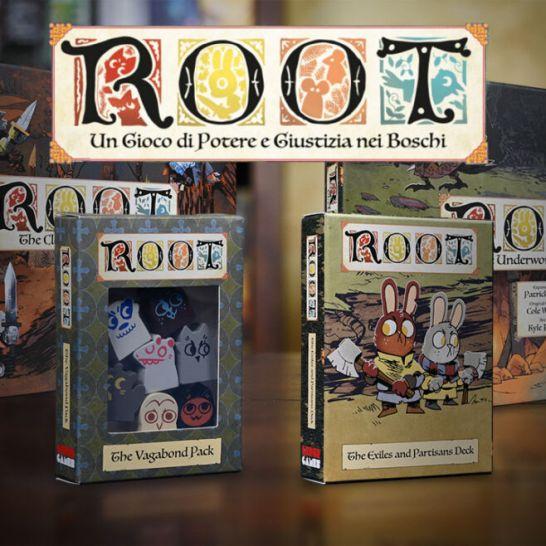 root ms espansioni