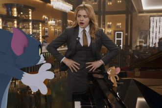 Tom Jerry Chloe Grace Moretz