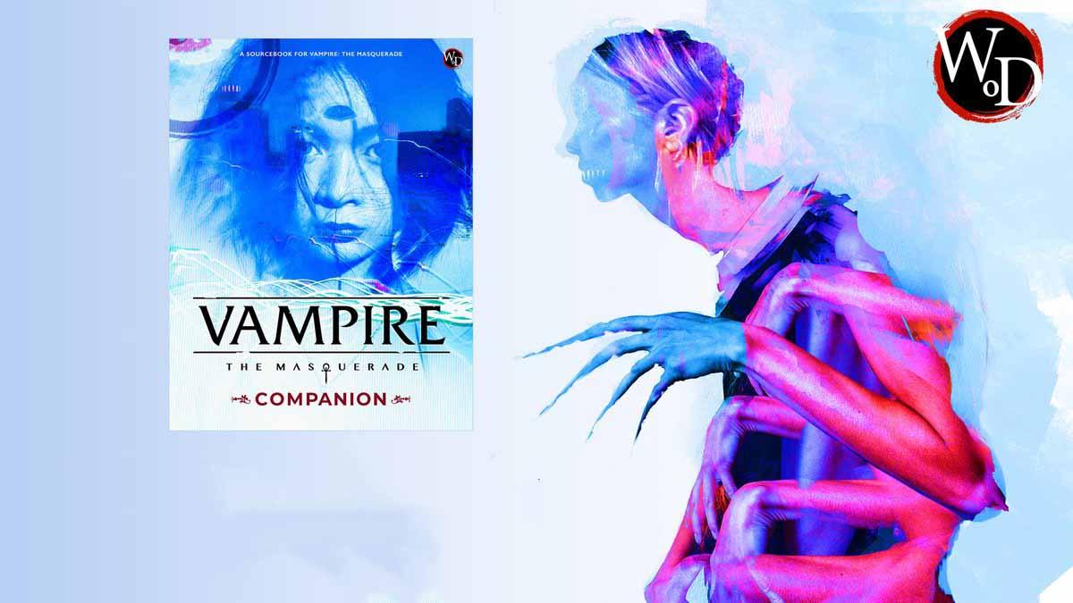vampiri masquerade companion
