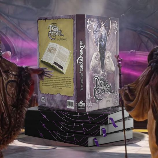 Dark Crystal Adventure Game