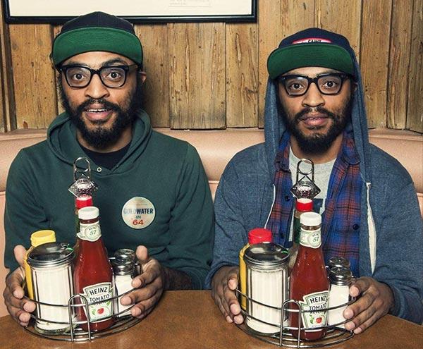 Keith e Kenny Lucas