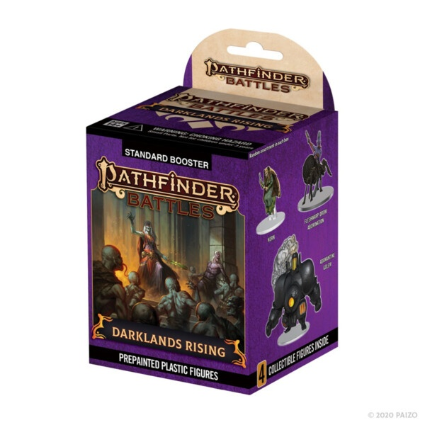 Pathfinder Darklands rising miniature