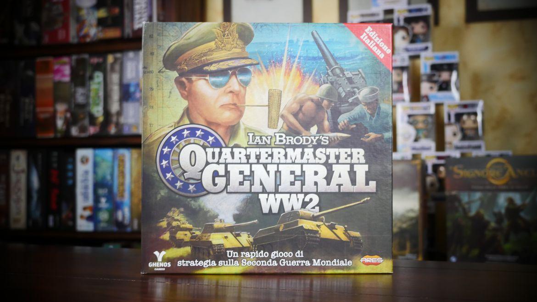 Quartermaster General WW2 3