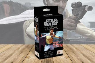 Star Wars Legion Lando Calrissian
