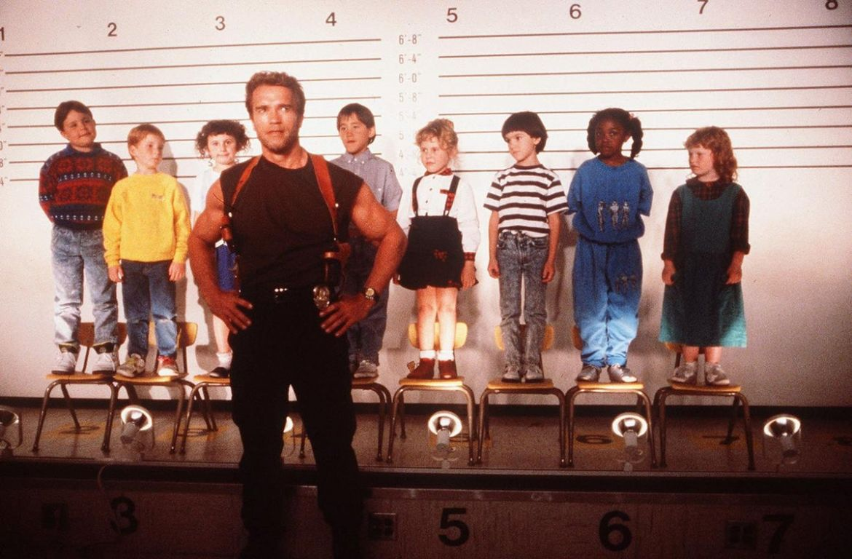 Un Poliziotto alle Elementari Arnold Schwarzenegger