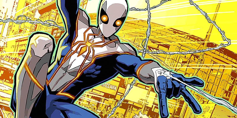 nuovo costume spider man