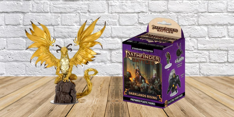 pathfinder battles miniature