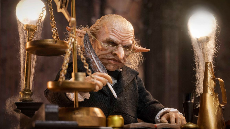 sideshow goblin gringott