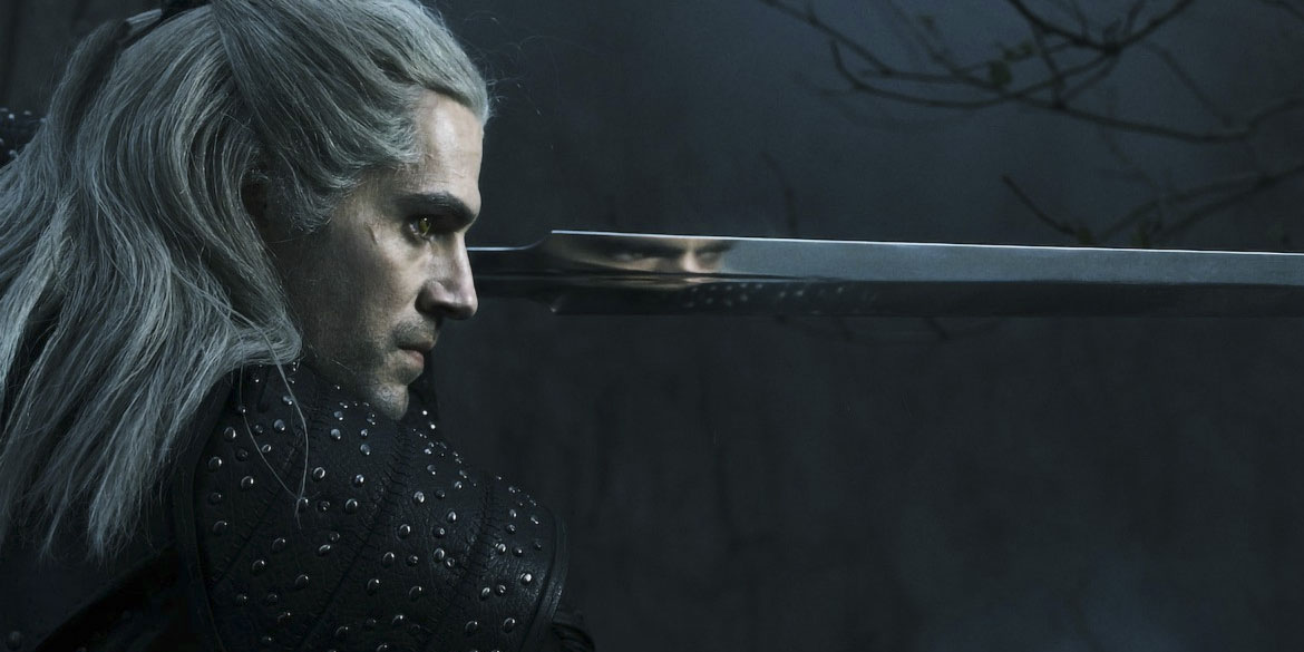 the witcher henry cavill geralt di Rivia