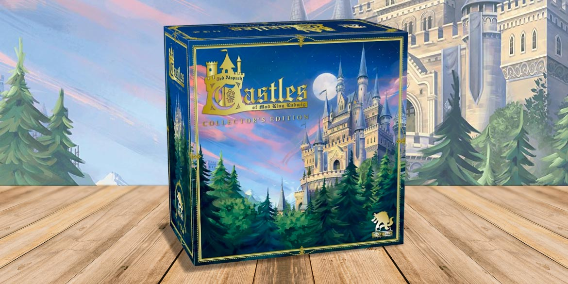 Castles Mad King Ludwig collectors edition