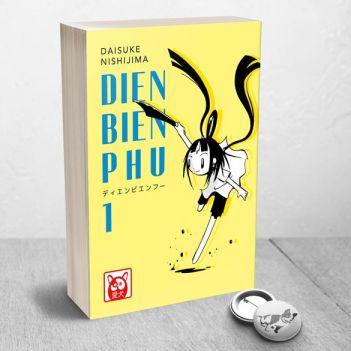 Dien Bien Phu aiken manga bao publishing