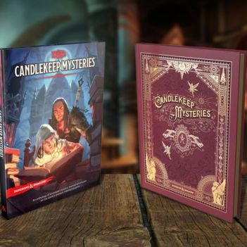 Dungeons dragons candlekeep mysteries