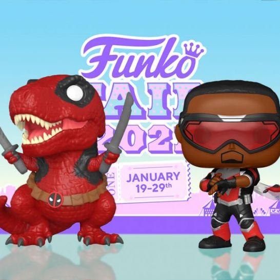 Funko Fair Marvel