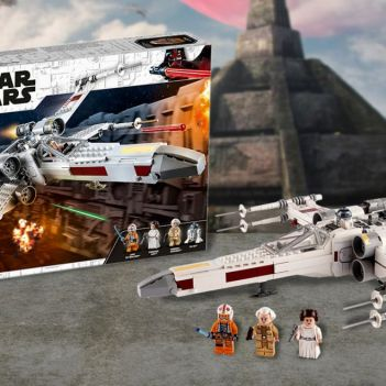 LEGO x wing skywalker