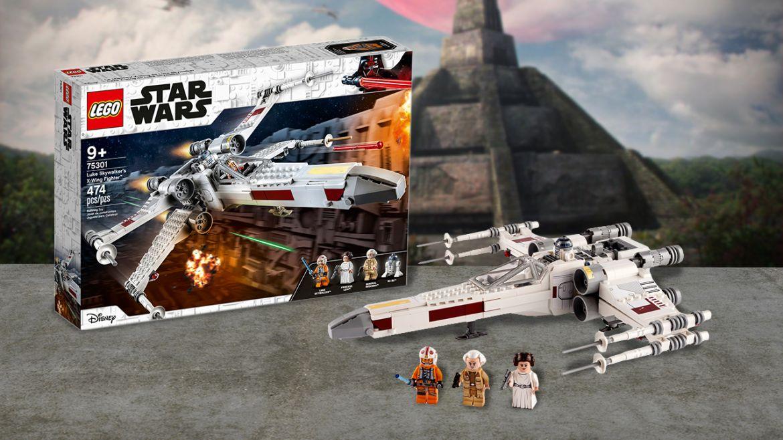 LEGO x wing skywalker