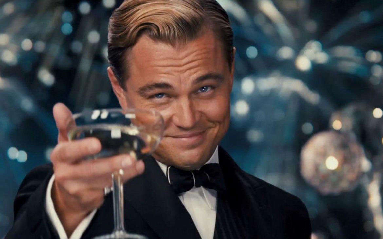 Leonardo DiCaprio Il Grande Gatsby