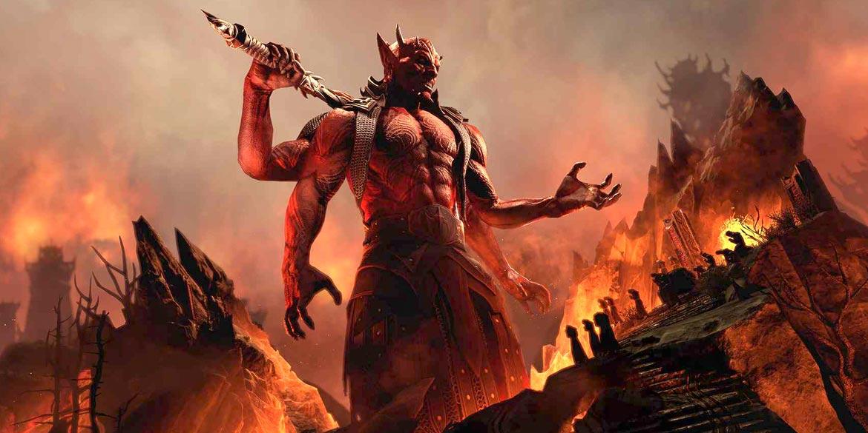 The Elder Scrolls Online Blackwood Cancelli oblivion