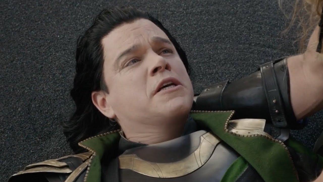 Thor Matt Damon