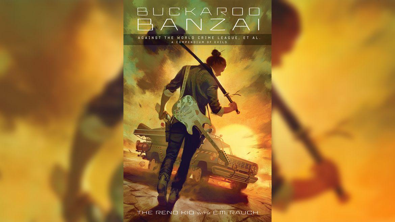 buckaroo banzai romanzo sequel