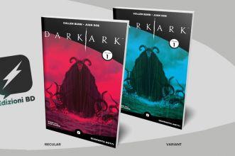 dark ark edizioni BD