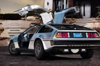 delorean elettrica cover
