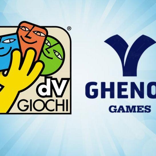 dv giochi ghenos games