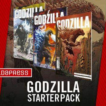 godzilla starter pack