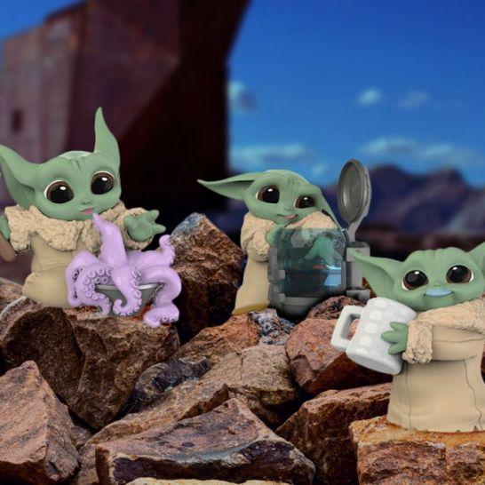 grogu bounty collection