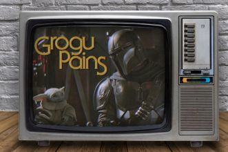 grogu pains the mandalorian