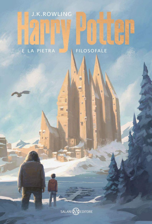 harry potter nuova edizione