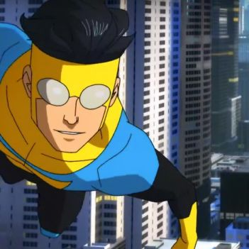 invincible serie animata