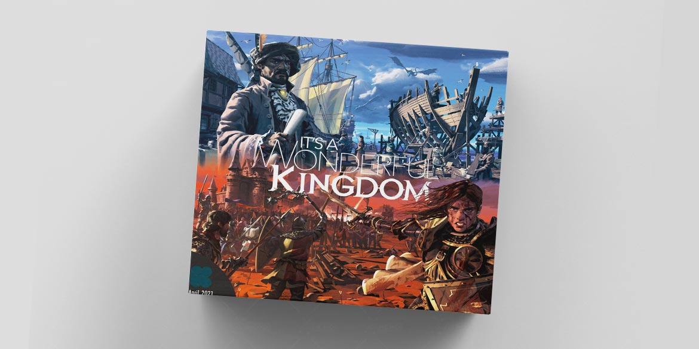 its a wonderful kingdom